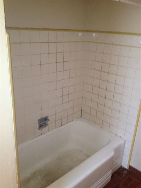 Shower Tile Resurfacing by Tuff Tile Refinishing Bathtub Refinishing Shower
