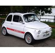 Classic Chrome  Fiat Abarth 595 Replica 1975 N White