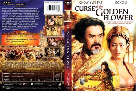 film kolosal curse of the golden flower curse of the golden flower movie dvd scanned covers