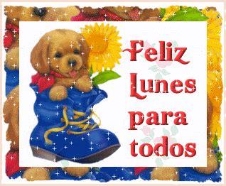 Imagenes Feliz Lunes Festivo | 174 colecci 243 n de gifs 174 gifs feliz lunes