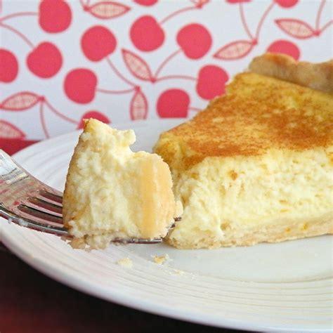 vittles and bits ricotta pie