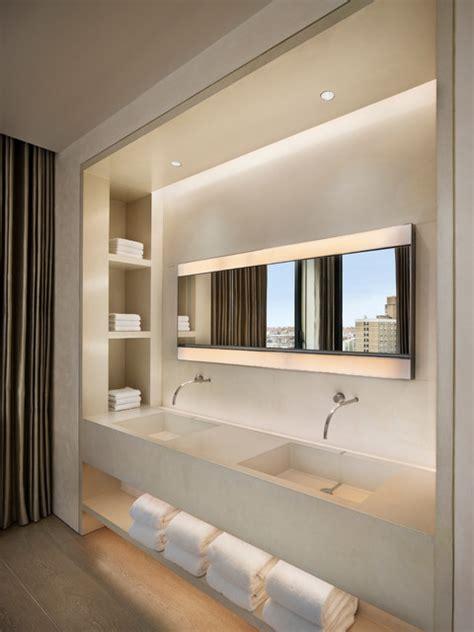 putz für sockel betonoptik badezimmer dekor