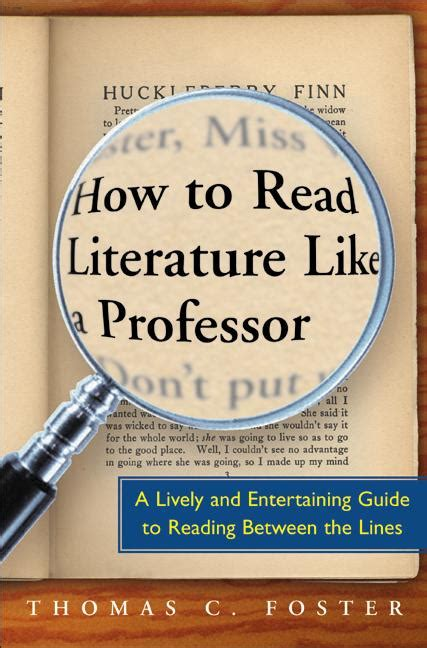 Pdf How Read Literature Like Professor by How To Read Literature Like A Professor By C