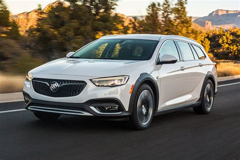 2019 buick regal 2019 buick regal tourx review autotrader