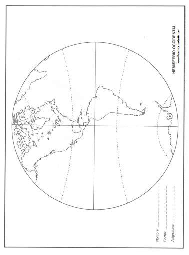 mapa para imprimir gratis paraimprimirgratiscom mapa del hemisferio occidental para imprimir gratis