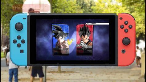 Nintendo Switch Xenoverse 2 Language xenoverse 2 nintendo switch launch trailer
