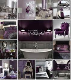 best 25 purple grey bedrooms ideas on pinterest purple purple and brown bedroom with french mirrored armoire