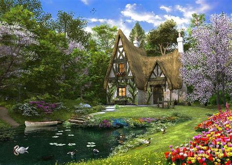 Springs Cottage by Lake Cottage By Dominic Davison Dominic Davison
