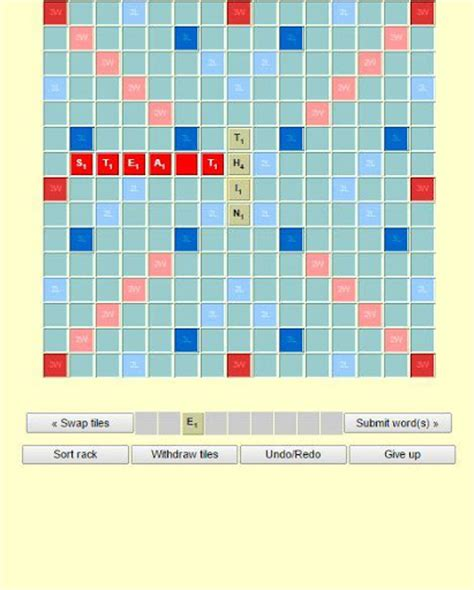 free mobile scrabble scrabble solitaire play softwares