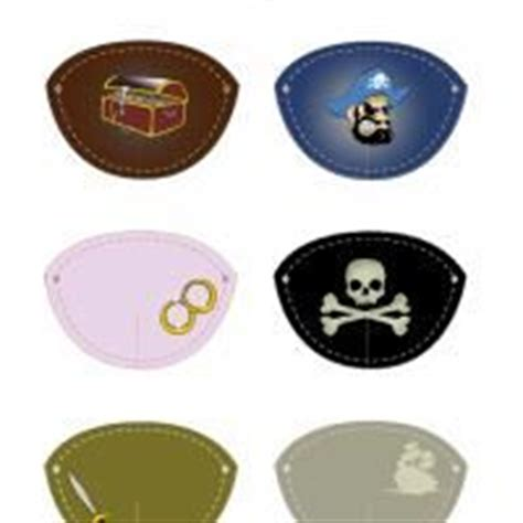 pirate eye patch template 1000 images about on pirate