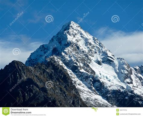 Snow Capped Mountain Royalty Free Stock Photo Image 16177175 Free Pictures For