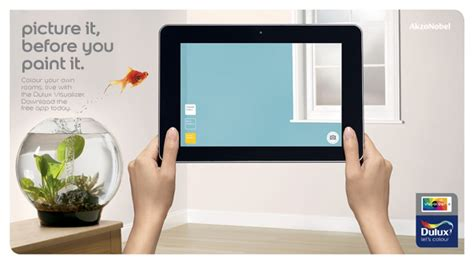 dulux puts augmented reality app at the of e commerce plans the drum