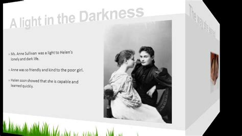 helen keller biography video youtube the story of my life by helen keller a ppt in video