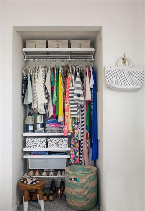 baby closet organizer ideen best 25 small closet organization ideas on