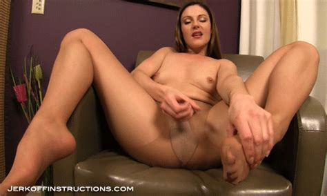 Jerkoff Instructions Video Keywords Pantyhose