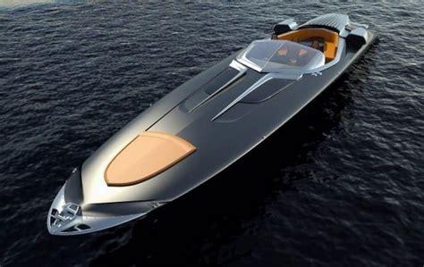 best power boat brands the if60 luxury powerboat by hermes zeus design