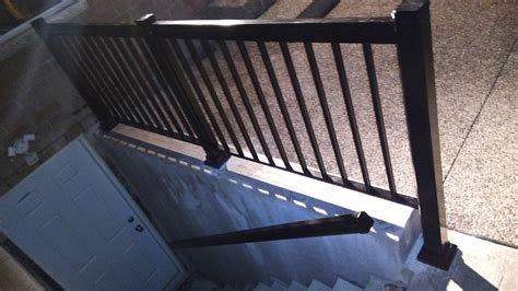 Kitchen Design Mississauga Aluminum Railings For Outside Basement Stairs Adept Services