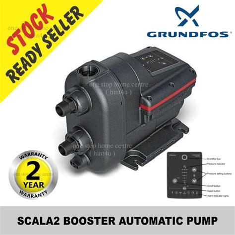 Mesin Pompa Smart Booster Grundfos Scala 2 grundfos scala2 akcgde 550w water end 10 17 2017 10 15 pm