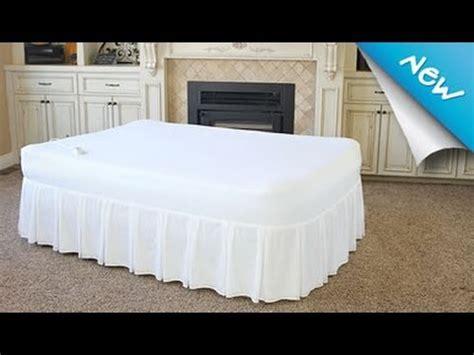 fox air beds signature memory foam air mattress