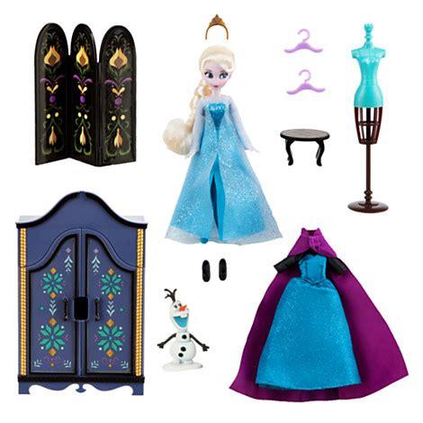 Set Gamis Frozen Elsa No 1 1 2thn image frozen elsa mini doll set jpg disneywiki