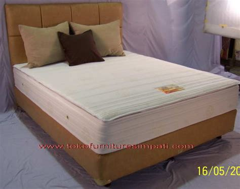 Bradford 200x200 Matras Only Virginia Pillowtop virginia pillowtop toko kasur bed murah simpati furniture