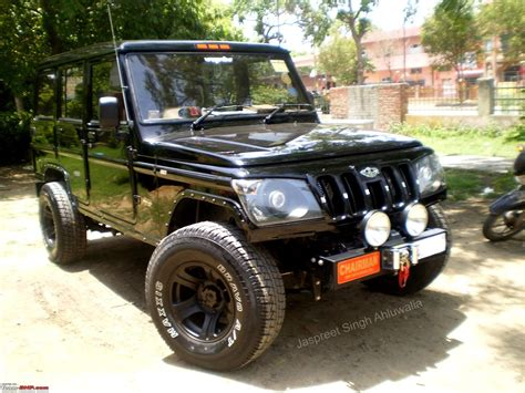 modified bolero modified bolero photos mahindra bolero modification