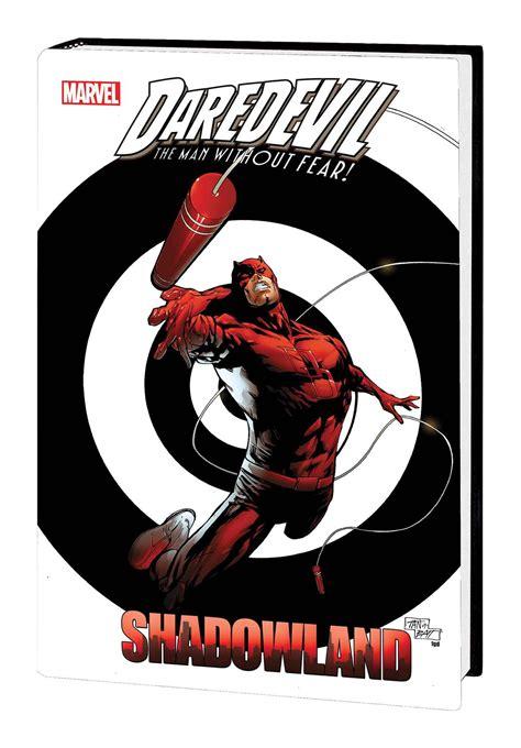 libro daredevil shadowland omnibus zeb wells fresh comics