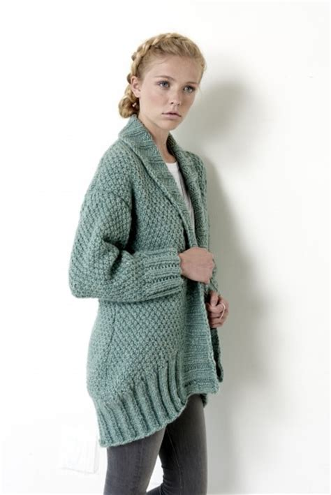 free womens knitting patterns cardigans free bulky yarn cardigan patterns patterns knitting bee