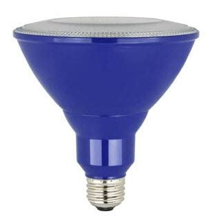 par38 blue led flood light led par38 blue flood light bulbs shop great prices and