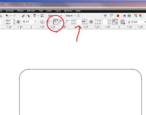 how to curve text in coreldraw x5 rounding corners coreldraw x5 coreldraw graphics suite