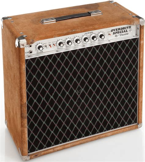 dumble overdrive engineering  worlds  expensive guitar amp cadenas partsolutions