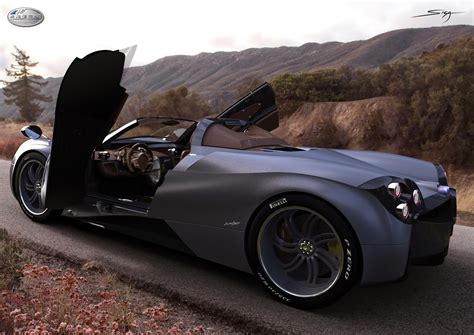new pagani pagani huayra roadster slated to debut early 2016 at