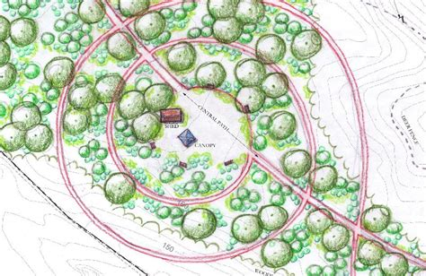 forest nursery layout plan chesapeake forest gardens permaculture design certificate