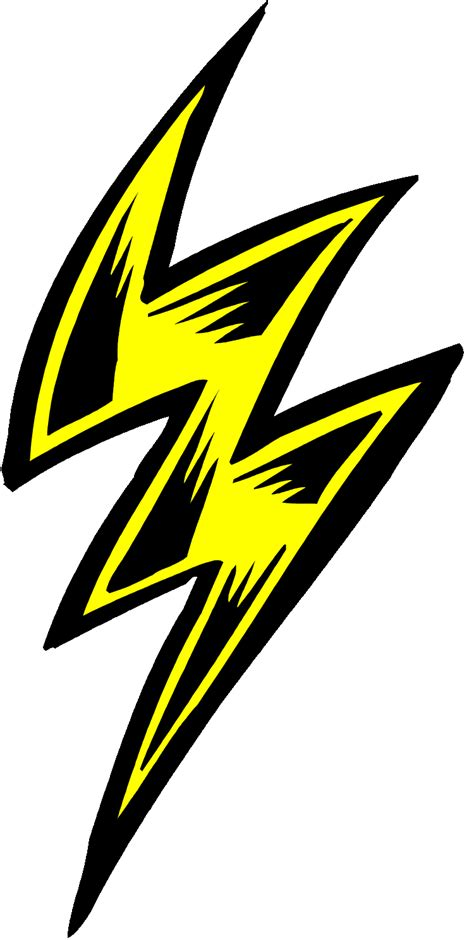 Cool Lightning Strikes Clip Art