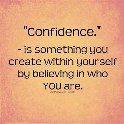 Confidence Quotes What Can You Do To Become Confident