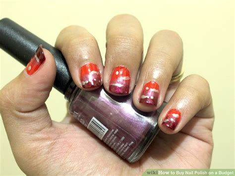 Where To Buy Nail by How To Buy Nail On A Budget 8 Steps With Pictures