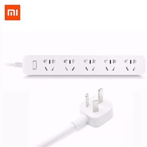 Xiaomi Mi Smart Power 5 xiaomi mi 5 power sockets smart power intelligent electrical multi adapter