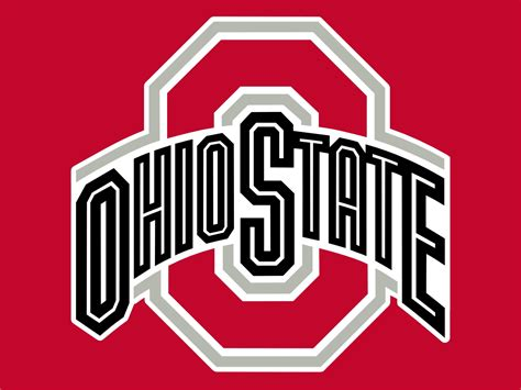 Ohio State Logo Outline by Digital Humanities Librarian At Ohio State Hastac