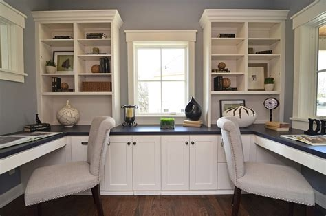 custom home office design images