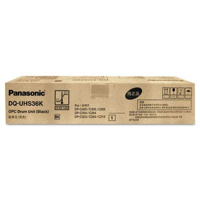 Tv Panasonic C305 drum black panasonic 174 dquhs36k pandquhs36k inks toners technology