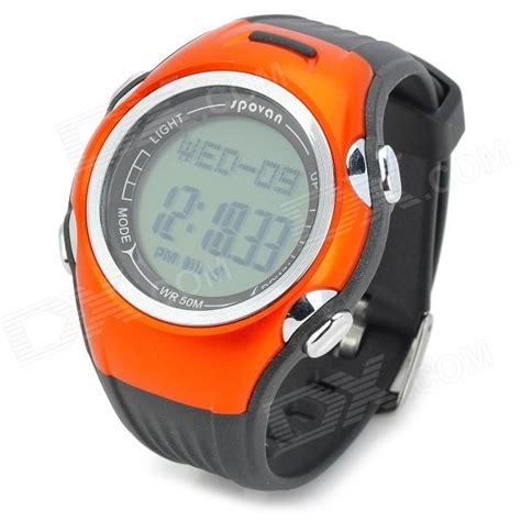 Spovan Spv901 Waterproof Fitness Calories Calculation Spovan Spv901 Waterproof Fitness Calories Calculation Orange Jakartanotebook