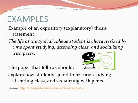 writing a thesis statement for an essay writing a thesis