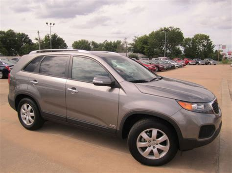 Kia Sorento Towing Capacity 2014 2013 Kia Sorento Lx V6 Towing Capacity
