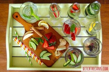 sparkling raspberry limeade mocktail low carb yum how to a sugar free birthday page 3 of 3 ditch the carbs
