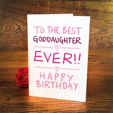 Goddaughter Quotes Birthdays Birthday Quotes Happy Birthday Godchild Quotesgram