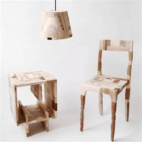 wooden patchwork eco furniture quot patchwork quot by