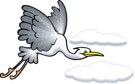 Wall Stickers Family free heron clipart
