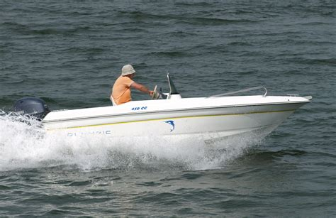 olympic boat olympic boats 450 fx