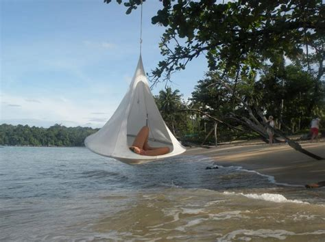 Cocoon Hammock Objects Of Design Hanging Tree House