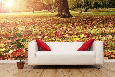 Fenster Sticker Herbst by Pixblick Fototapeten Fenstersticker Wandbilder